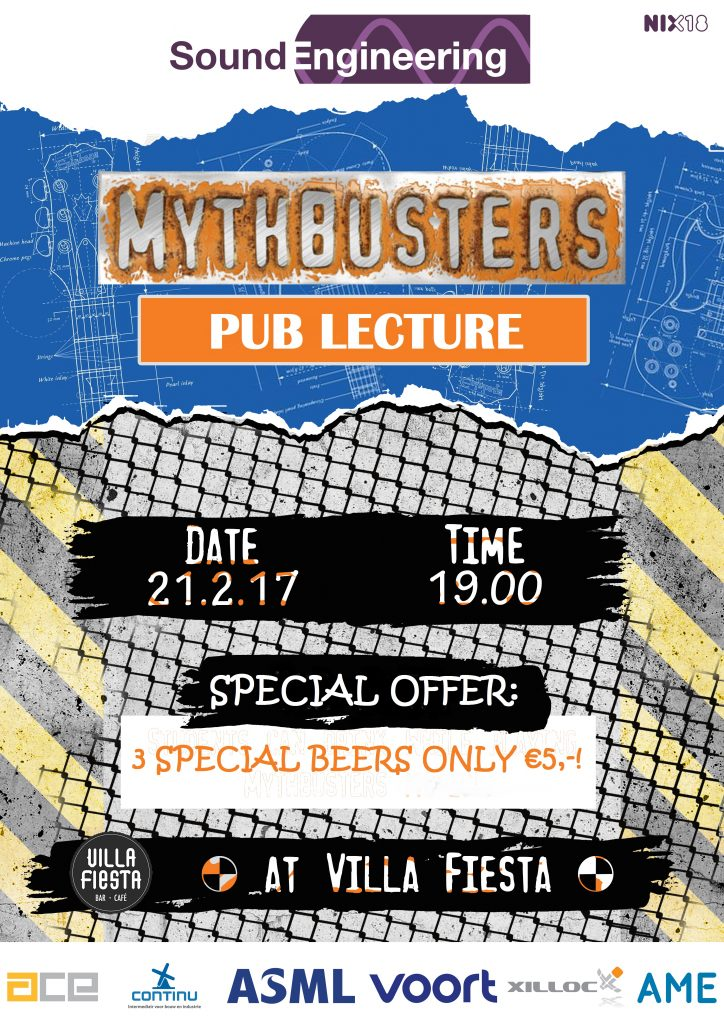 Pub Lecture Mythbusting